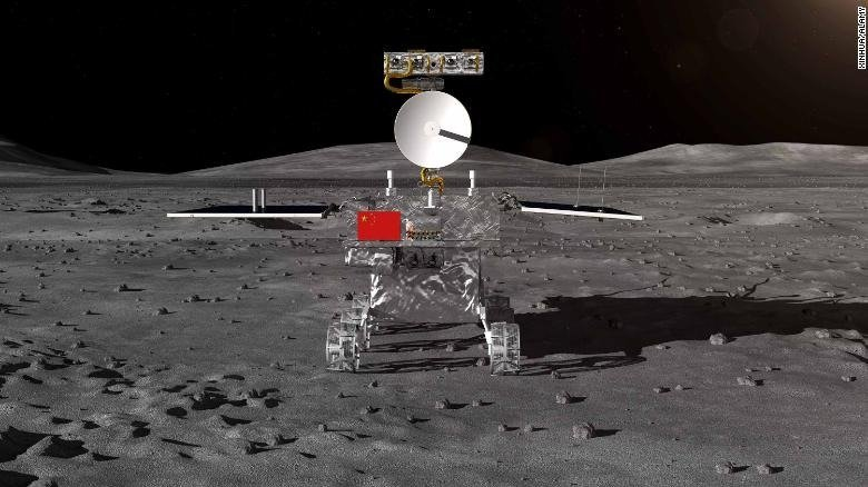 In space first, China launches lunar rover to far side of the moon