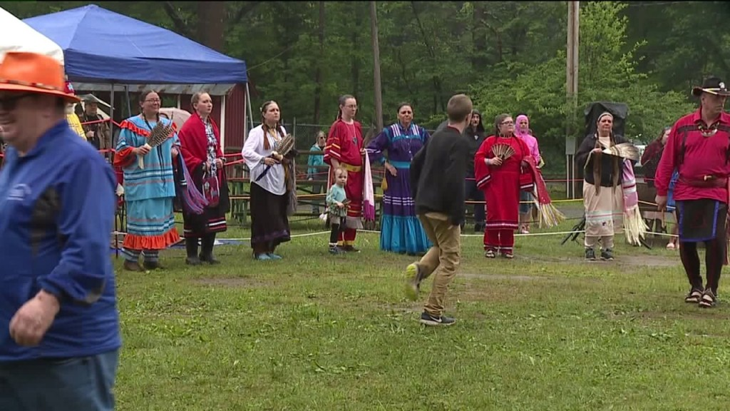 Pow wow honors Native American culture
