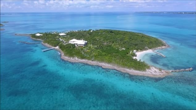 How to buy a private island