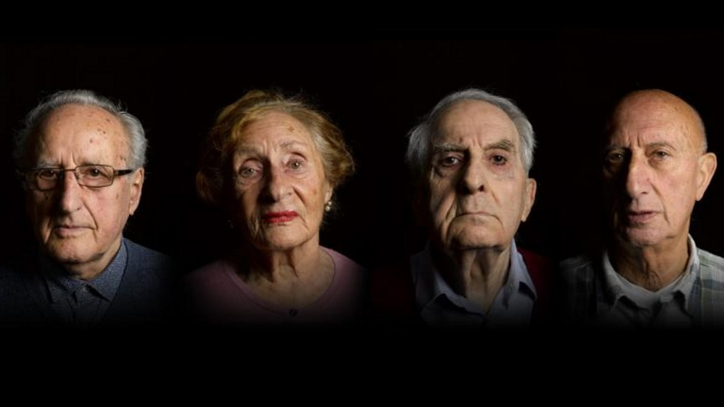 Holocaust survivors, liberators look back in twin documentaries