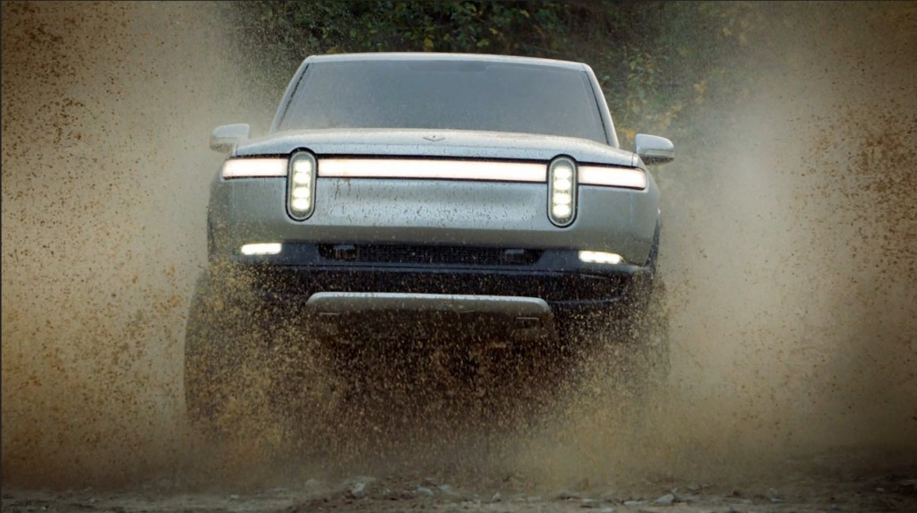 Ford invests $500 million in electric pickup truck maker Rivian