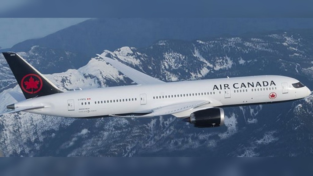 Air Canada to use gender-neutral terms on flights