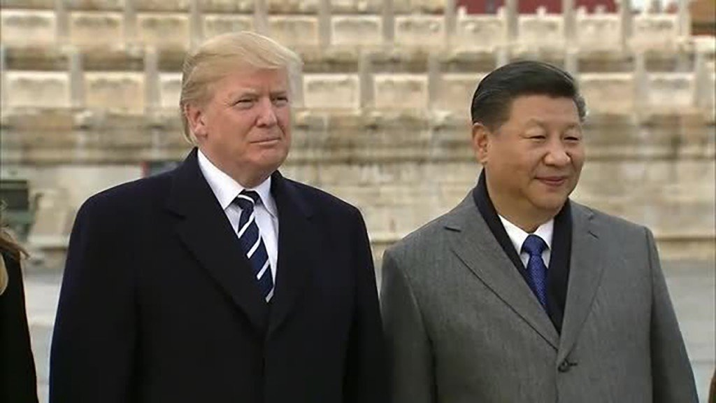 Trump signals that he's open to longer China talks