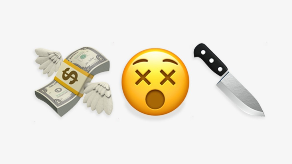 Emojis increasingly coming up in court cases