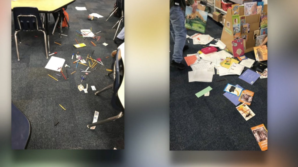 'Room Clear' becomes norm in classrooms