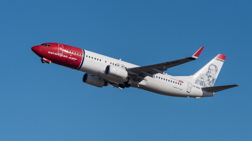 Norwegian Air CEO steps down after 17 years