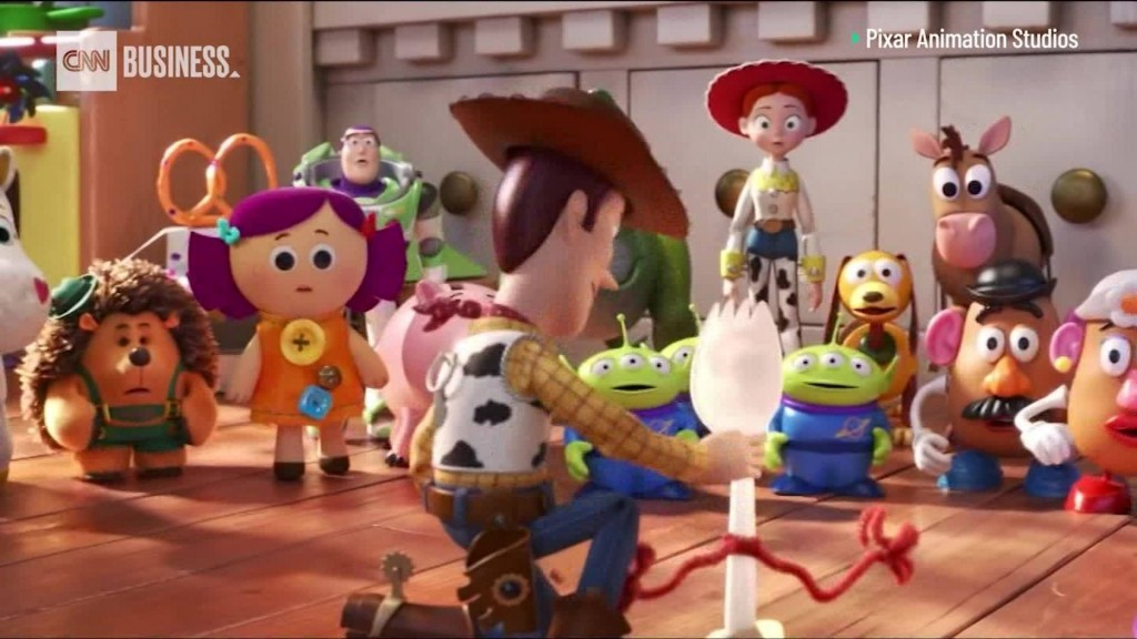 'Toy Story 4' dominates weekend box office