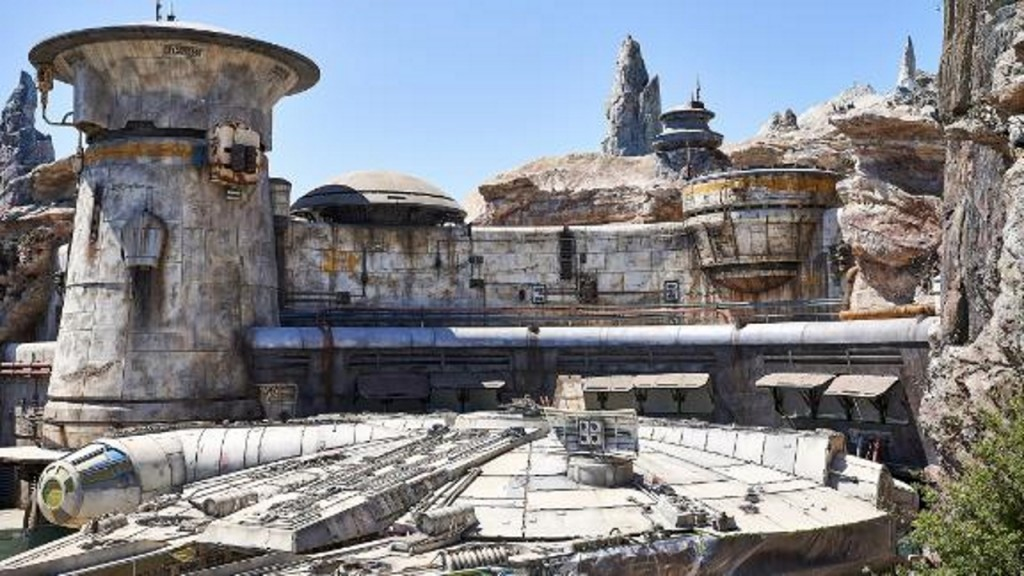 Entry into Disneyland's 'Star Wars: Galaxy's Edge' goes virtual