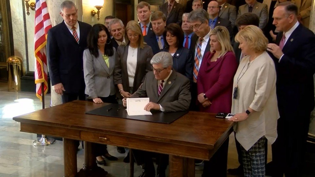 States pushing to restrict access to abortion