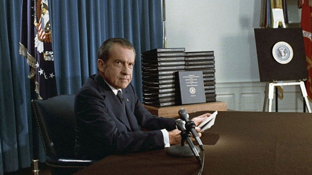 How Nixon and Clinton's impeachment inquiries affected markets