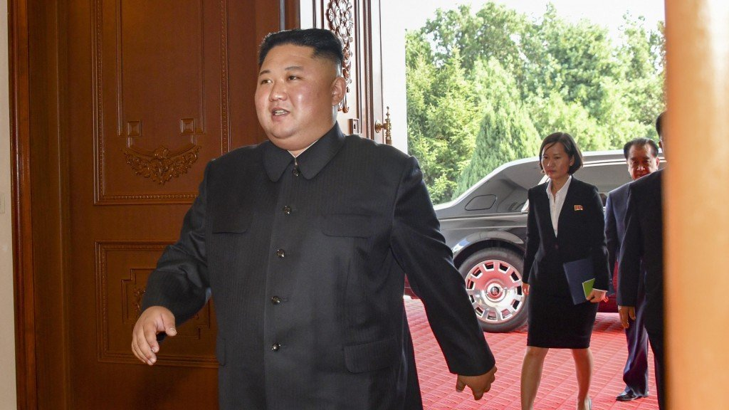 China hosts surprise visit by Kim Jong Un amid US tensions
