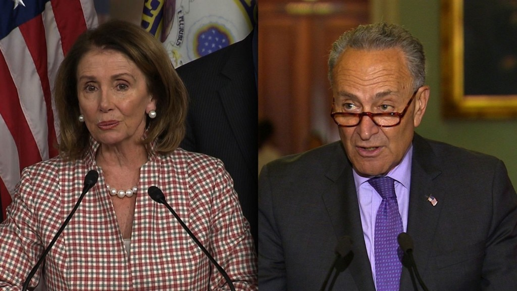 Schumer criticizes Trump for breakdown in infrastructure talks: 'He is looking for every excuse'