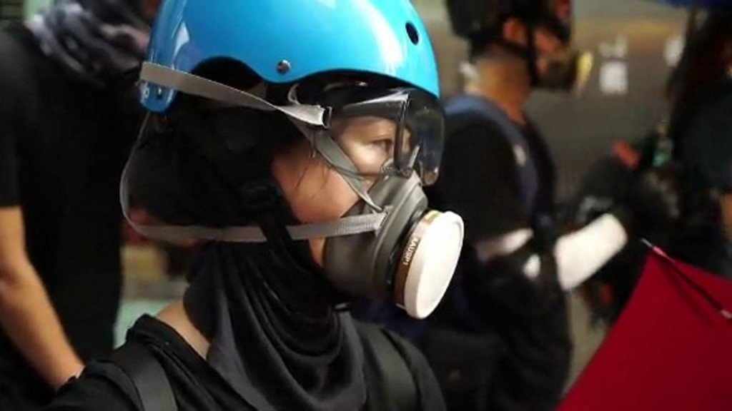 China just hinted it may upend Hong Kong's legal system over mask ban