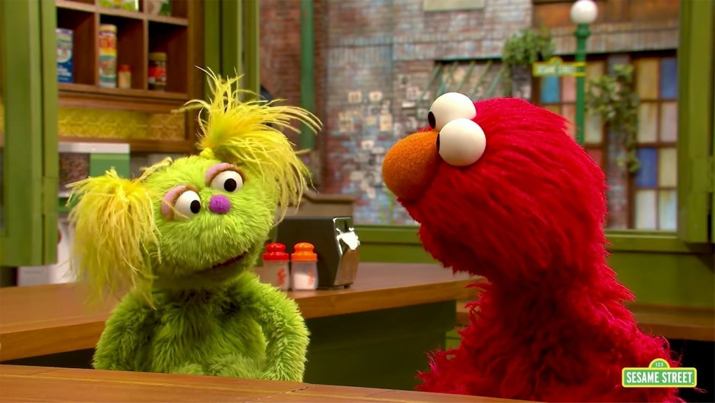 'Sesame Street' addresses addiction