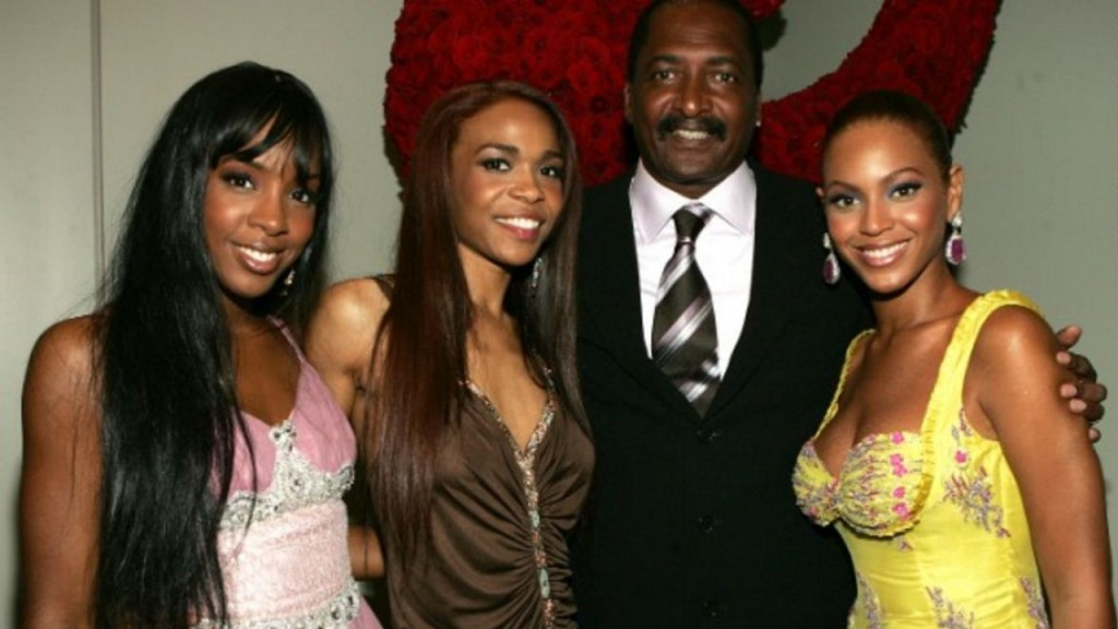 Beyoncé's father, Mathew Knowles, reveals his fight with breast cancer