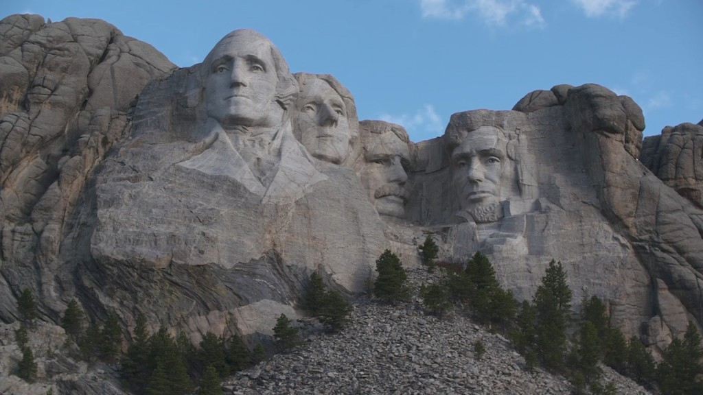 Last Mount Rushmore carver dies at 98