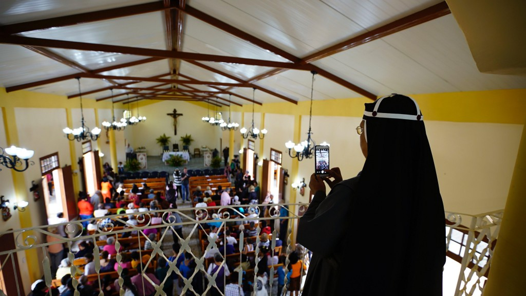 Cuba opens its first new church since the revolution 60 years ago