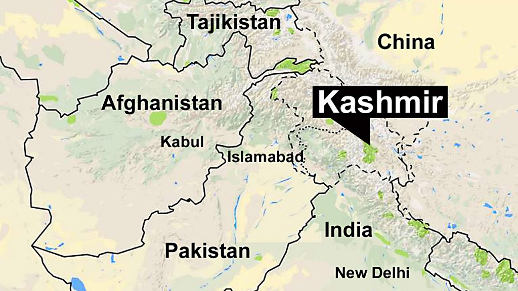 Indian troops killed in militant clash in Kashmir