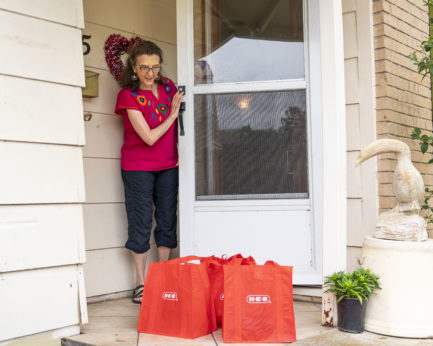H-E-B partners with Favor to help the elderly