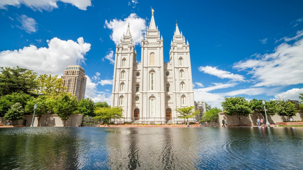 Historic Salt Lake Temple to close for 4 years for renovations