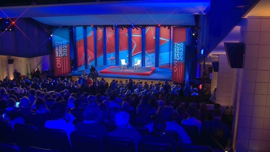 How to watch CNN's climate town hall