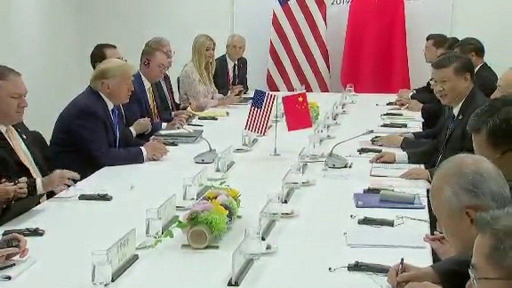 Major deal not expected from US-China trade talks, experts say