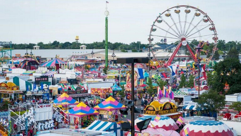 Ohio State Fair turns down bright lights, sounds