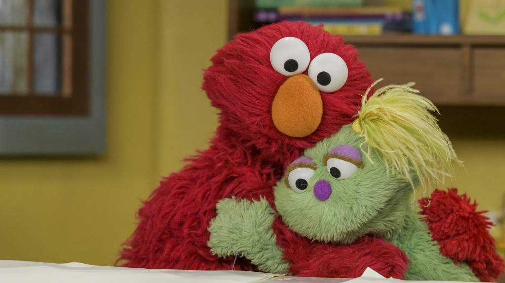 Count on feeling nostalgic as 'Sesame Street' turns 50