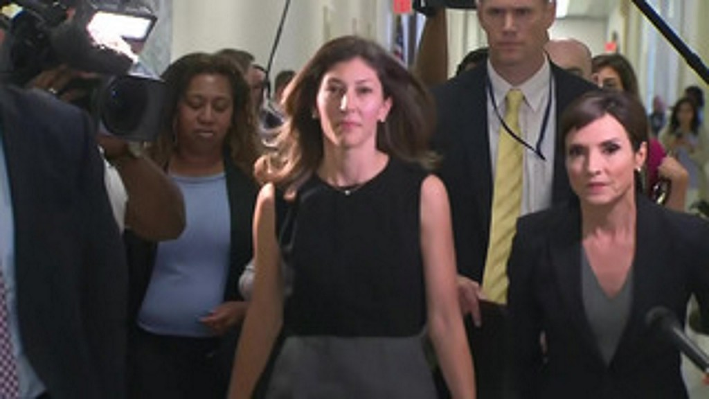 Ex-FBI lawyer Lisa Page sues DOJ, FBI over alleged privacy violations