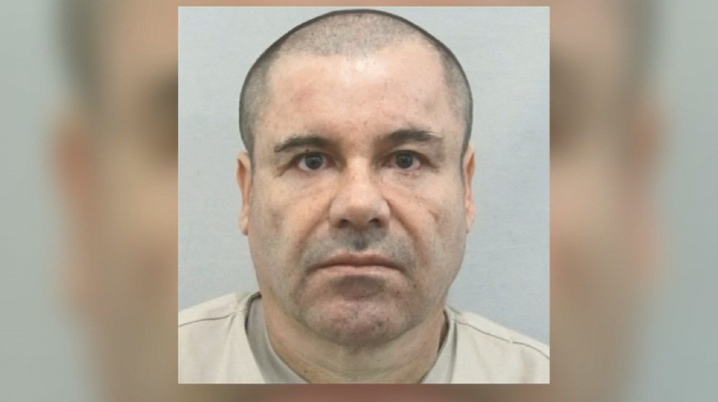 Mexican drug lord 'El Chapo' found guilty on all counts
