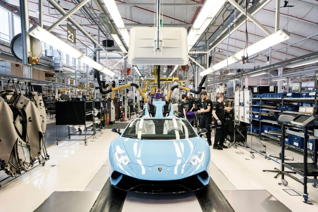 Lamborghini's mission: Take supercars into electric age