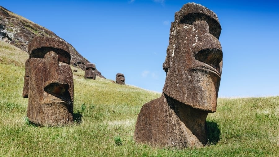 Treasured UNESCO sites at risk from climate change