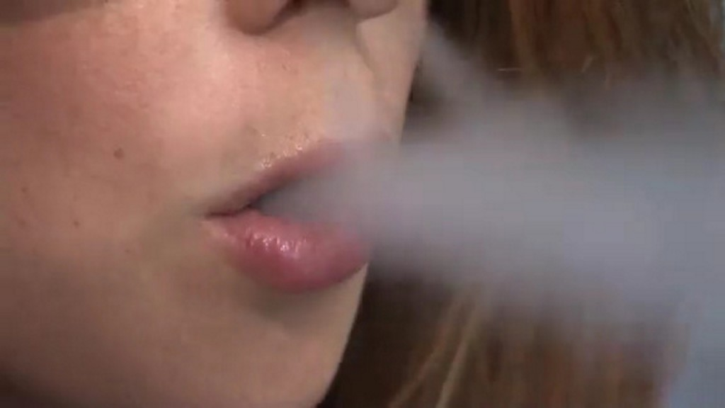 Vaping-related lung injuries rise to 1,888 cases nationwide, CDC says
