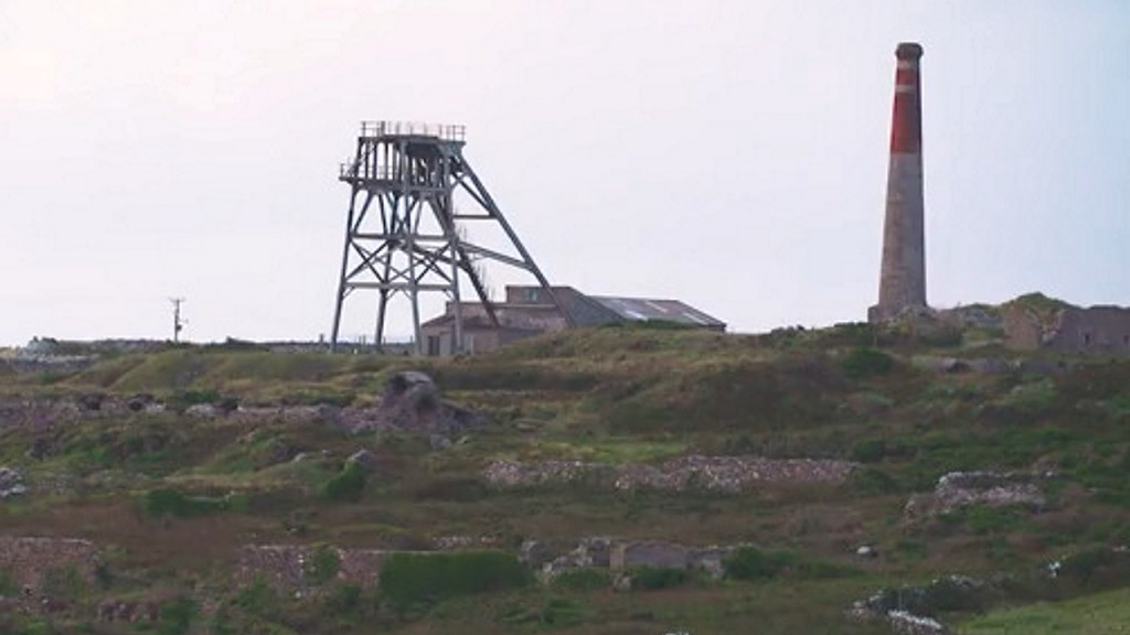 Britain's last tin mine could reopen