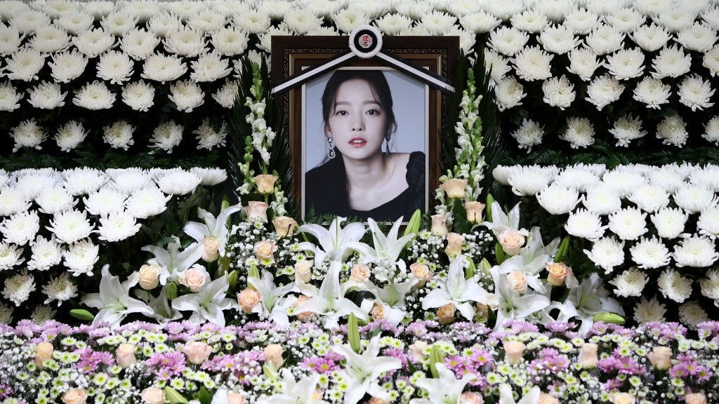 After another K-pop death, spotlight returns to pressures of industry