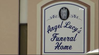 Our hearts go out to those families says a local funeral home