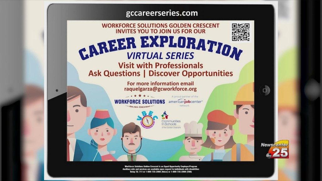 High School Students Invited To Explore Career Paths Through A Virtual Experience
