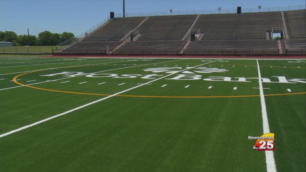 New Memorial Stadium Turf Gets Rave Reviews
