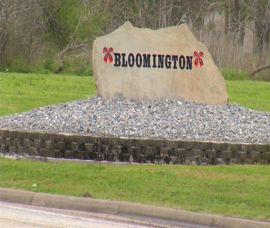 The Victoria County Sheriff's Office confirmed a double hit and run in Bloomington