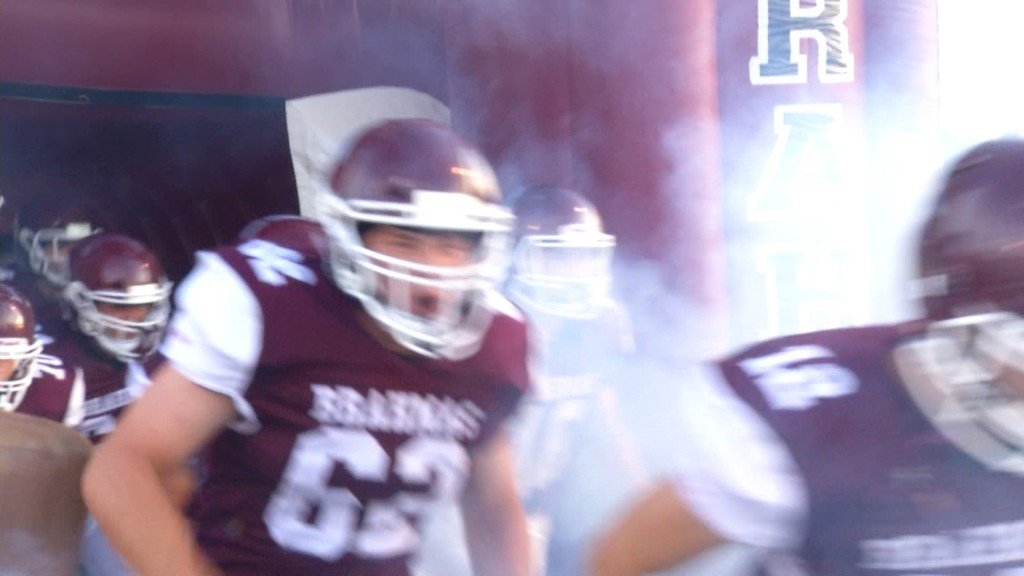 Hallettsville Football 11 26