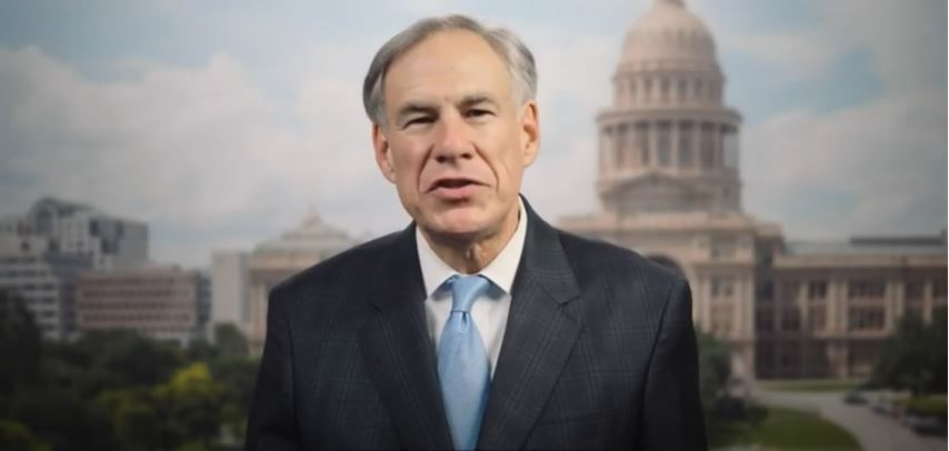 Governor Abbott will make an announcement on Texas re-opening