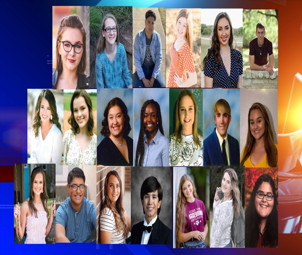 Victoria Electric Cooperative honors twenty high school students with 1,500 scholarships
