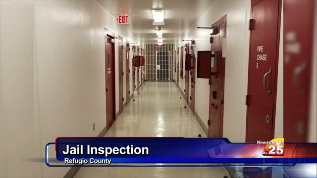 Refugio County Jail Passes State Inspection With Some Room For Improvement