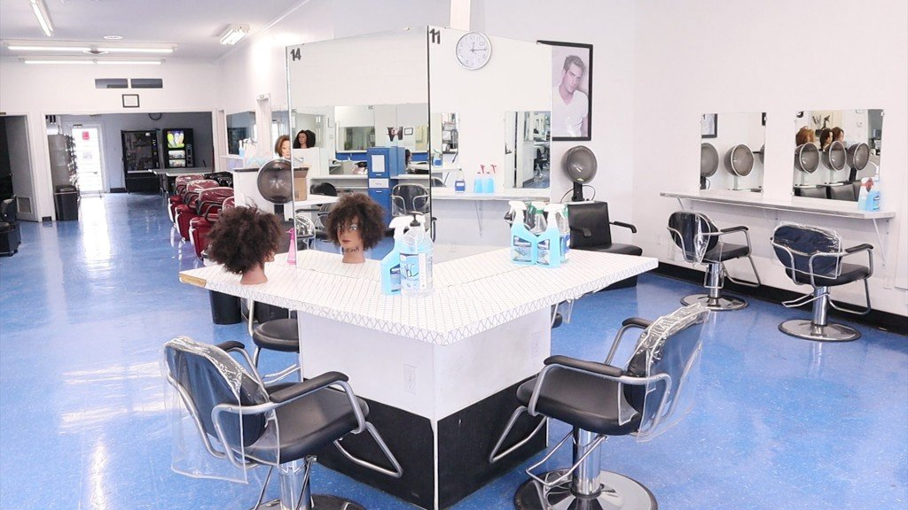 Victoria Beauty College