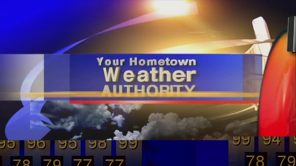Alexandra's Saturday Forecast (07/04/2020)
