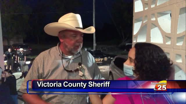 Justin Marr Wins The Seat For Victoria County Sheriff