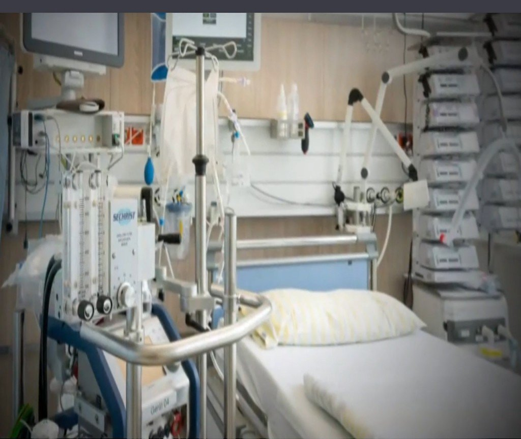There's a severe shortage of ICU beds in the Crossroads community due to the spike of COVID-19 cases