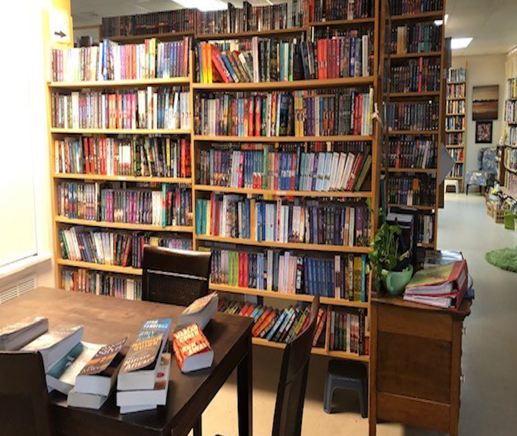 Local bookstore Redbird Books continues to grow