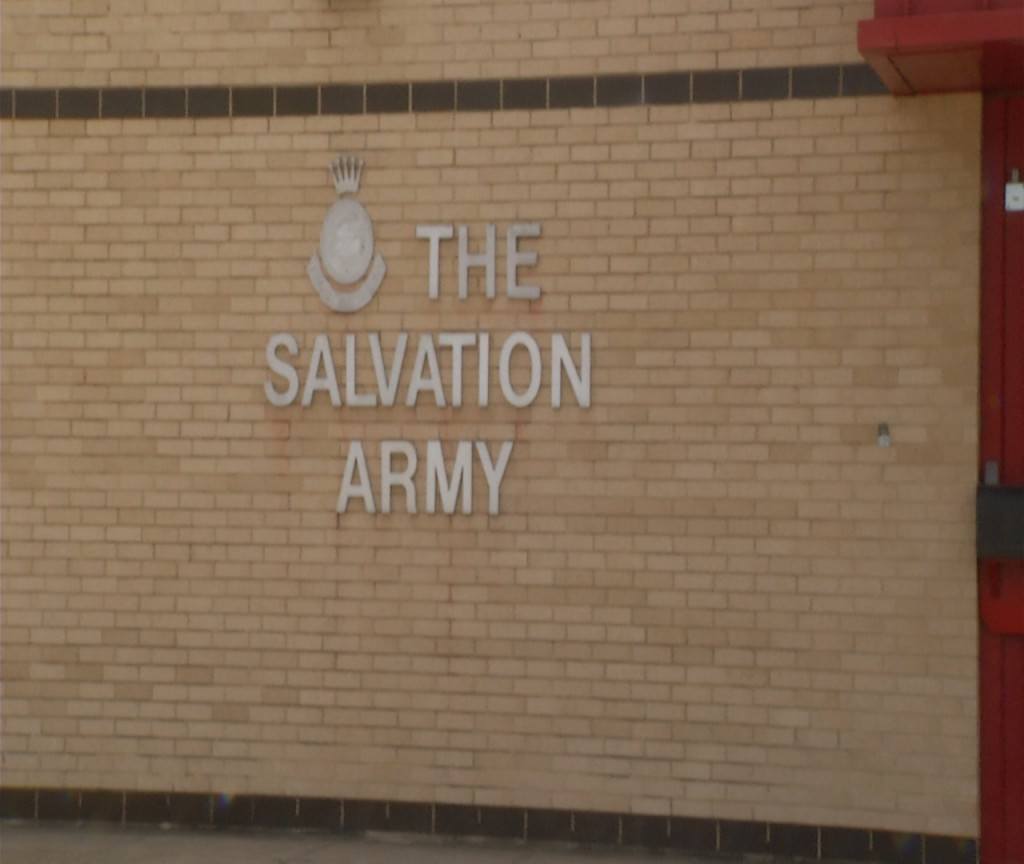 The Salvation Army of Victoria is in a desperate need for cash donations