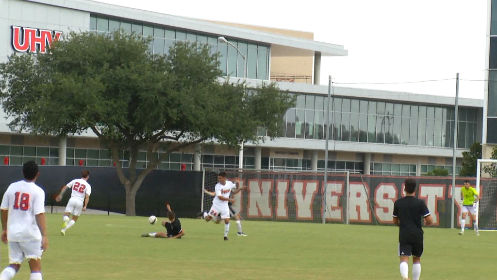 UHV soccer season postponed